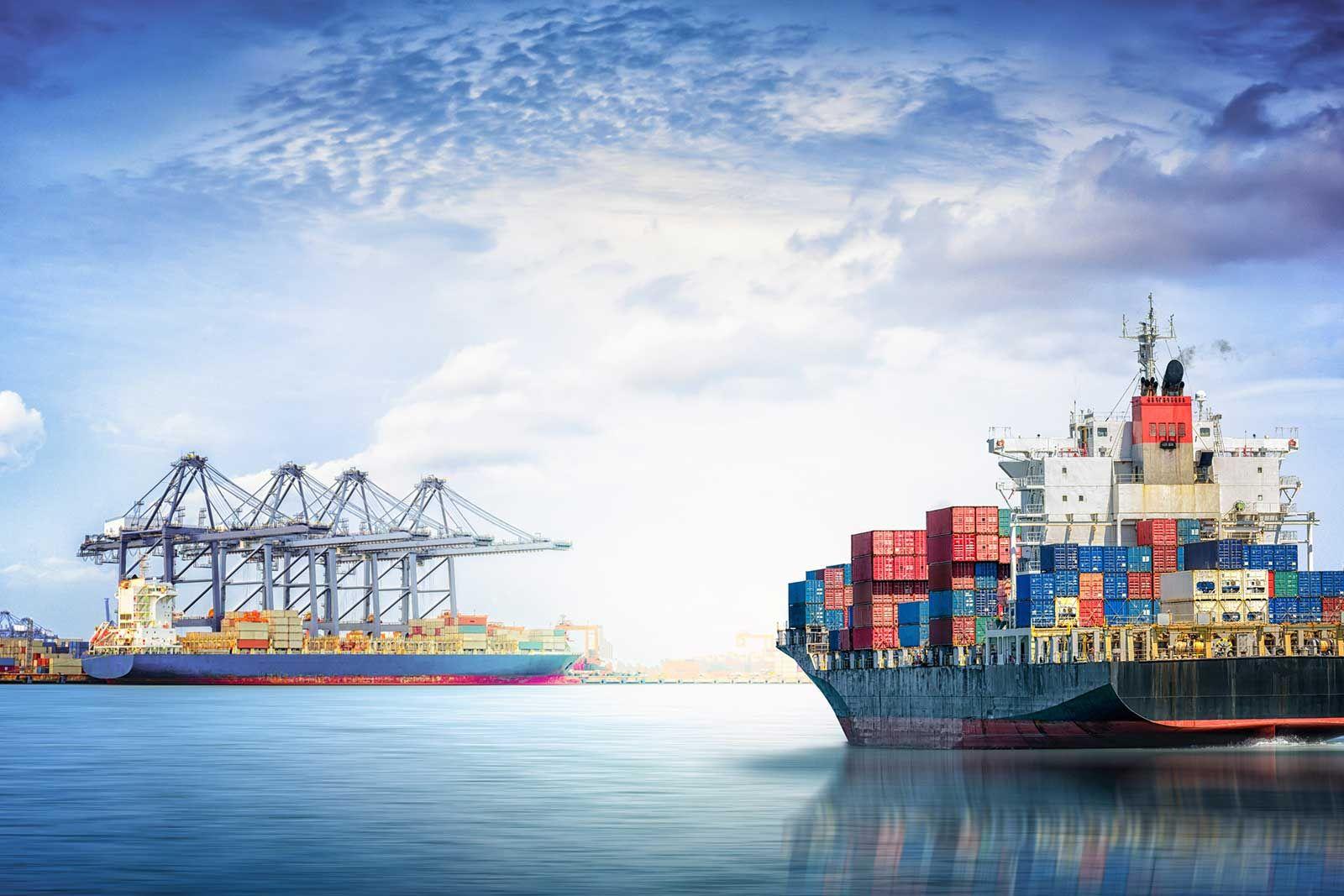 P&R, Schiffs-Container, Kapitalanlage